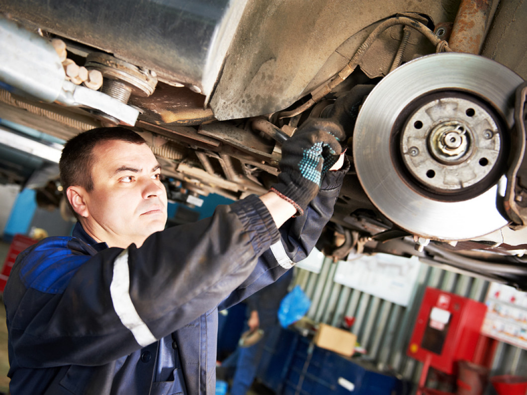 Auto Maintenance & Brake Systems at Chariot Auto Repair